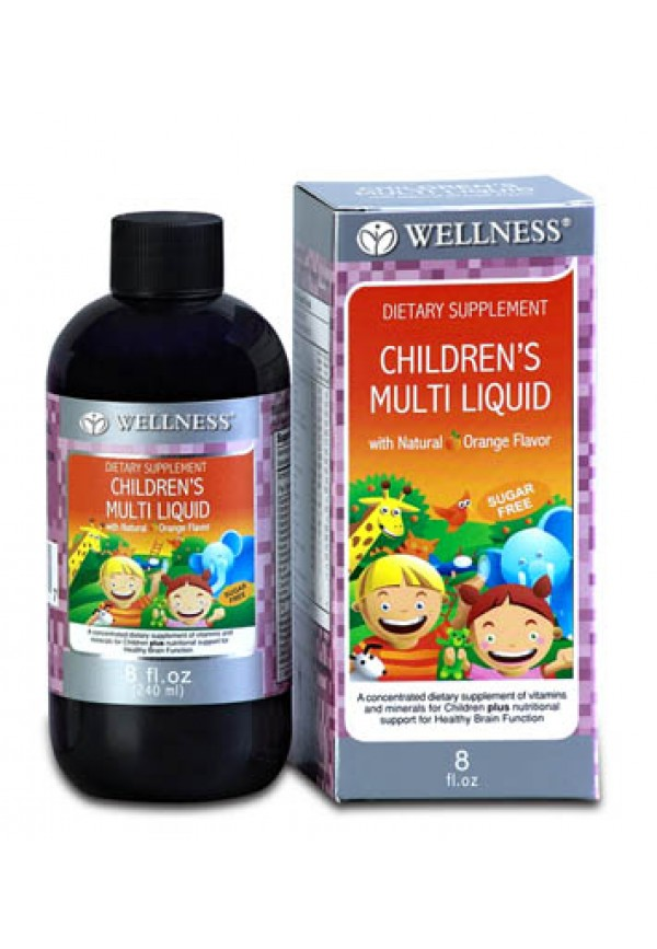Children's Multi Liquid